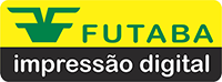 Futaba - banner - faixa - impressos